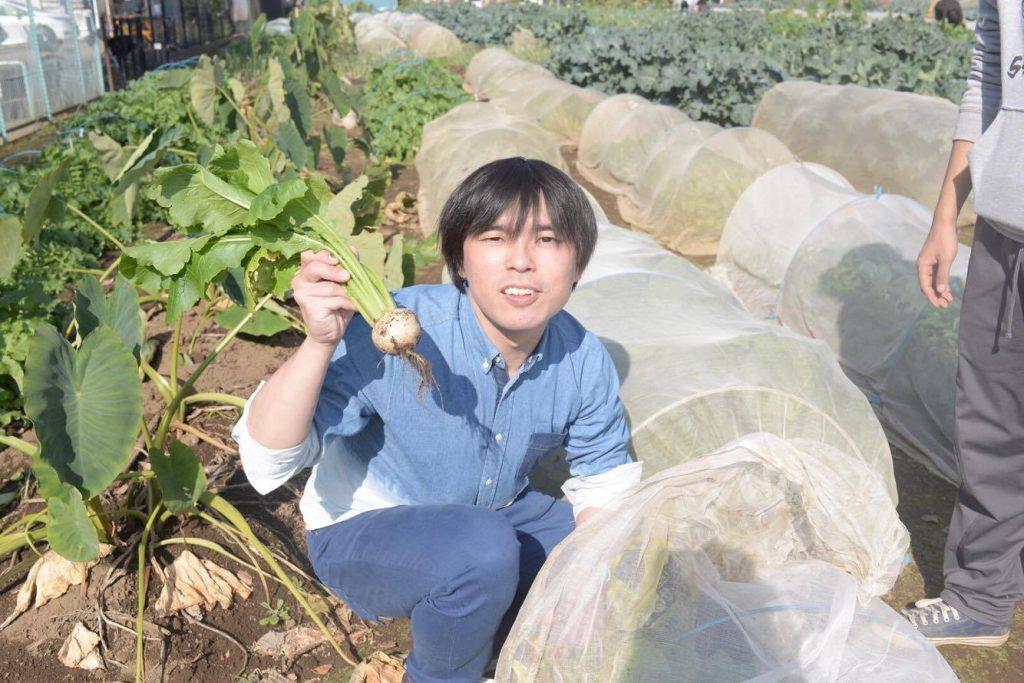 野菜収穫会6