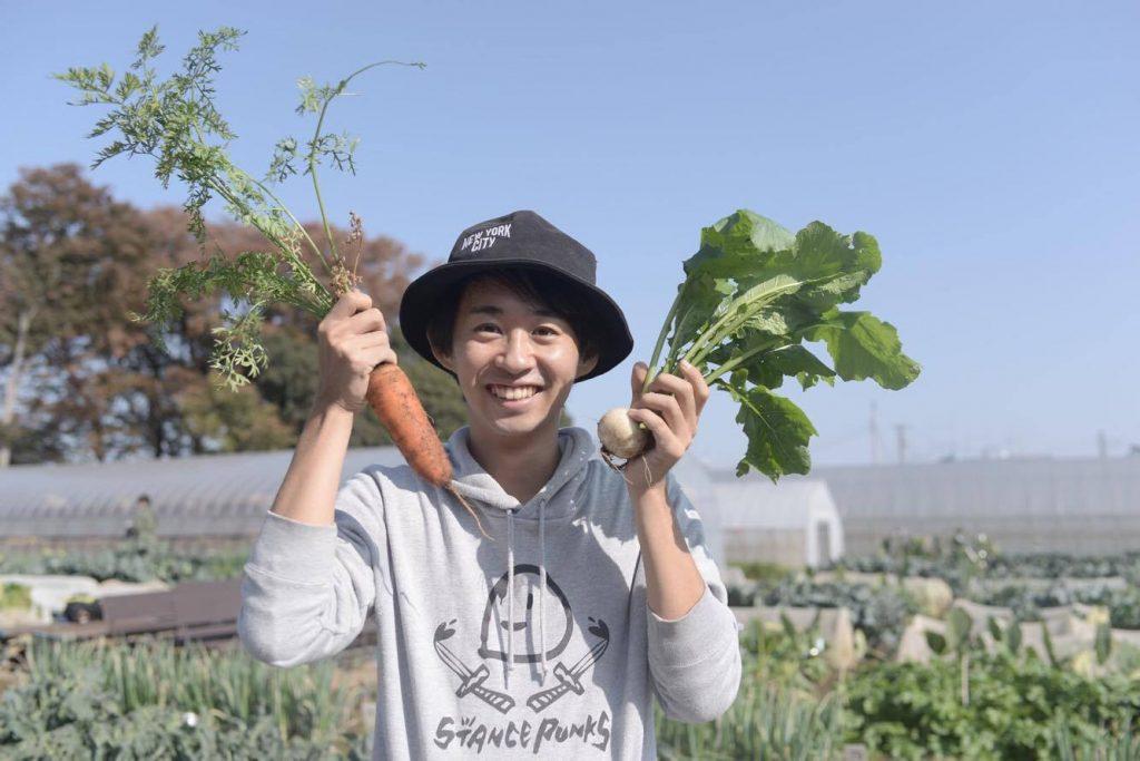 野菜収穫会7
